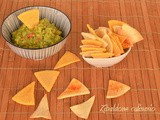 Tortilla chips al forno