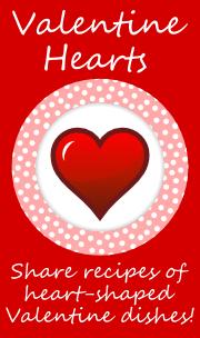 Valentine Hearts for Valentine's Day