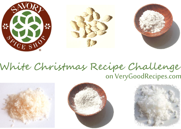 White Christmas Recipe Challenge